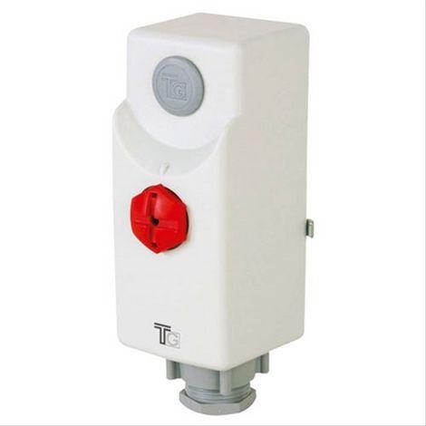 Thermostat de sécurité pour plancher chauffant. Obligatoire sur toute installation pcbt