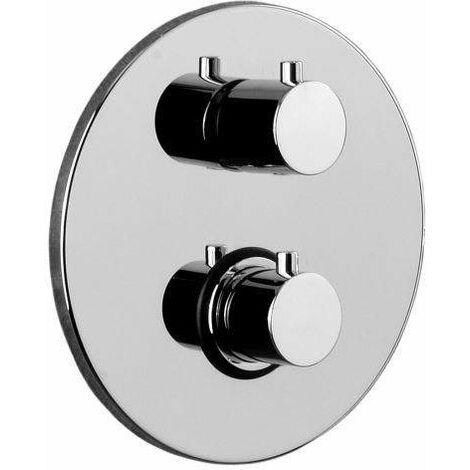 Thermostat einbau brausebatterie 3 Ausgänge Paffoni LIGHT LIQ019