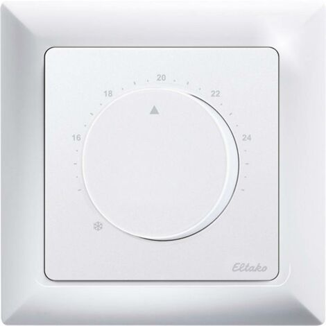 Thermostat Eltako FTR55HB-wg 30000556 montage apparent (en saillie) Portée max. 30 m 1 pc(s)