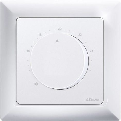 Thermostat Eltako TF-TRHB55 30000557 montage apparent (en saillie) Portée max. 30 m 1 pc(s)