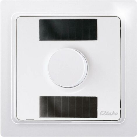 Thermostat Eltako TF-TRSB 30000440 montage apparent (en saillie) Portée max. 30 m 1 pc(s)