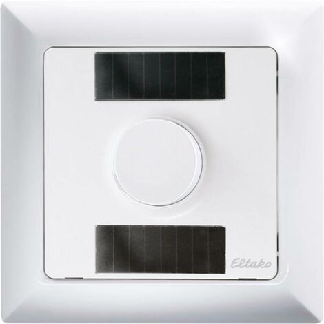Thermostat Eltako TF-TRSB55 30000441 montage apparent (en saillie) Portée max. 30 m 1 pc(s)