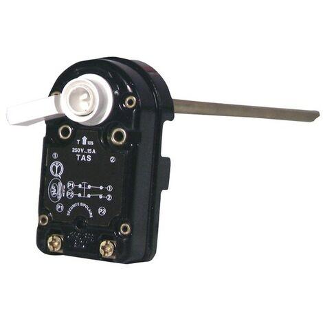 Thermostat embrochable TAS L300 - DIFF pour Chaffoteaux : 691523