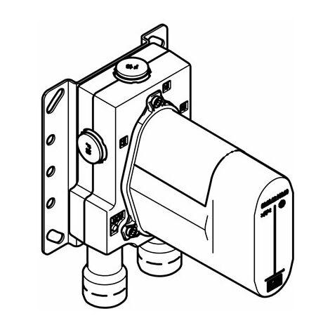 Thermostat encastré Villeroy & Boch avec fermeture préliminaire, kit de pré-montage - 3542897090