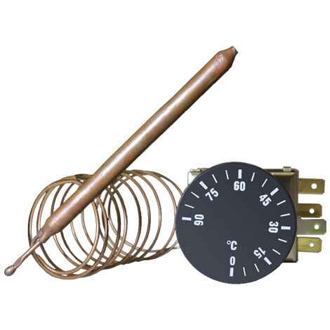 Thermostat externe - TS-1-90 ECONOPRIME - TS190