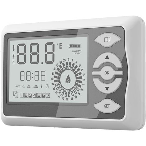 Thermostat hebdomadaire RF