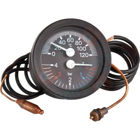 Thermostat hydro réf R7239 Réf. 4364271 RIELLO