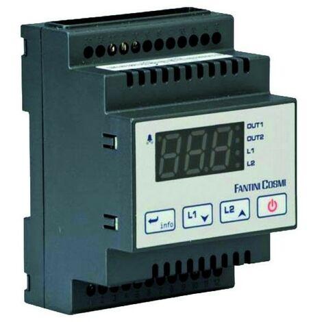 Thermostat industriel rail DIN L03BM1A