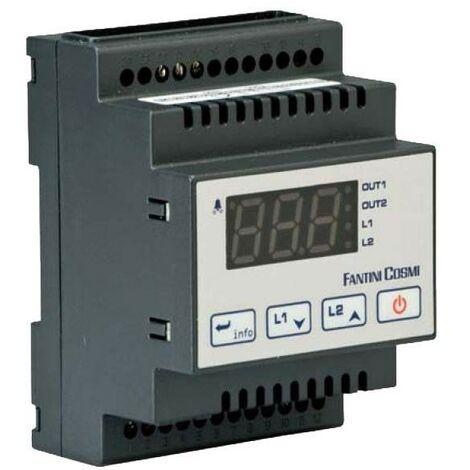 Thermostat industriel rail DIN L03BM2A