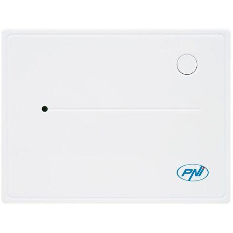 Thermostat intelligent PNI CT400 sans fil; avec WiFi; contrôle 2 zones via Internet; pour centrales thermiques; pompes; électrovannes; APP TuyaSmart; hystérésis 0;2 ° C