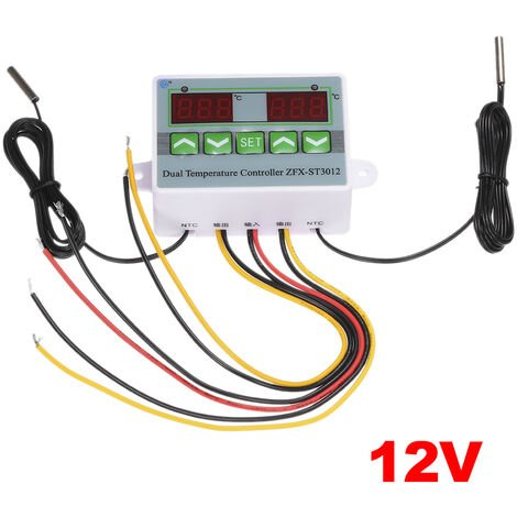Thermostat intelligent pour micro-ordinateur (ZFX-ST3012)