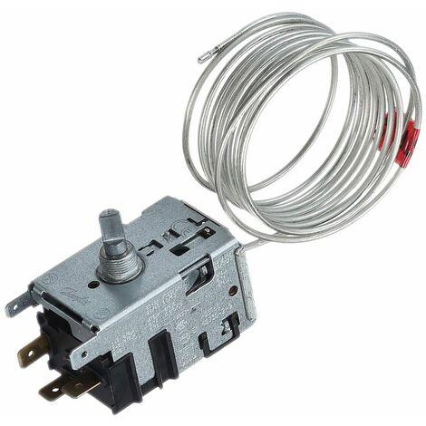 Thermostat K59-S1840 (3 term) (C00278636) Réfrigérateur, congélateur 294406 SCHOLTES, ARISTON HOTPOINT, INDESIT