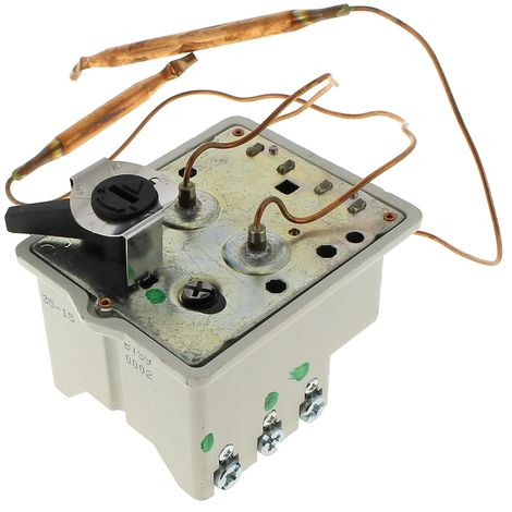 Thermostat kbts9002 370mm tri pour Chauffe-eau Thermor, Chauffe-eau Sauter, Chauffe-eau Chaffoteaux&maury, Chauffe-eau Atlantic, Chauffe-eau Pacific,