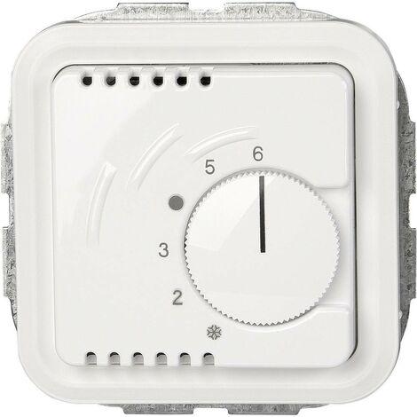Thermostat Kopp 290402010 Paris blanc
