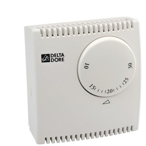 Thermostat mécanique filaire Tybox 10 Réf 6053038 DELTA DORE