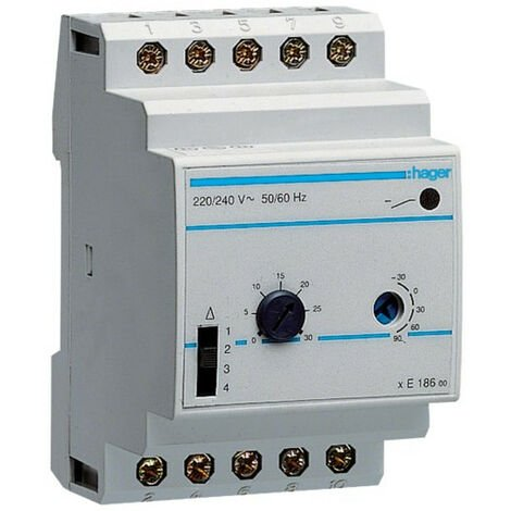 Thermostat multigamme (HAG EK186)