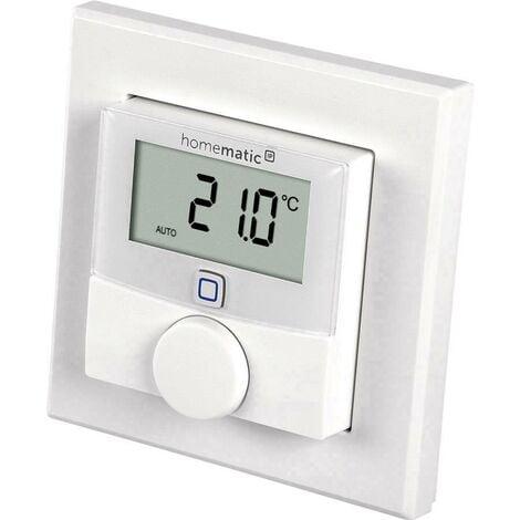 Thermostat mural sans fil - Homematic Ip