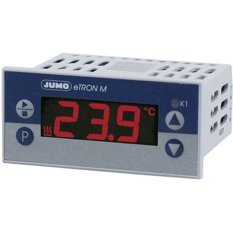 Thermostat numérique Jumo 438733 438733 sonde Pt1000, Pt100, KTY2X-6 1 pc(s)