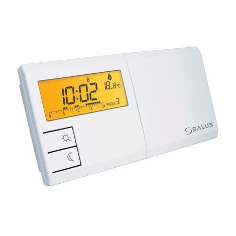 Thermostat programmable – hebdomadaire filaire