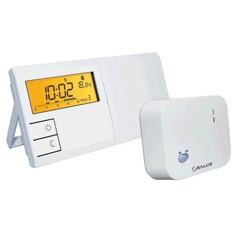 Thermostat programmable – hebdomadaire sans fil