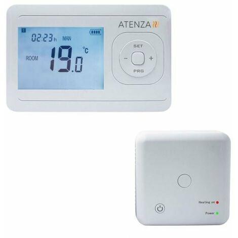 "main image of ""Thermostat Programmable sans Fil + Récepteur HF ATENZA"""