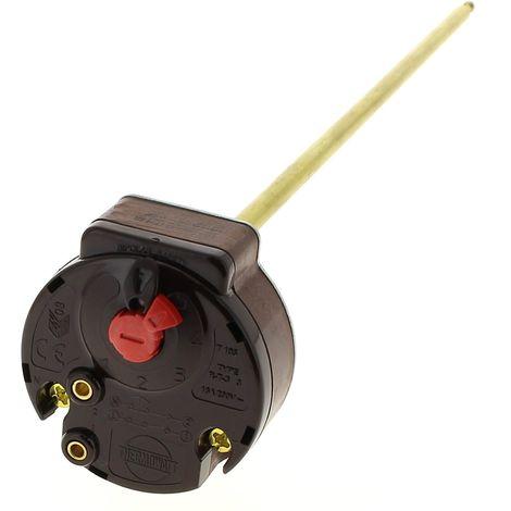 Thermostat r-t-s3 270mm 61402248 pour Chauffe-eau Lemercier, Chauffe-eau Stv, Chauffe-eau Neutro, Chauffe-eau Ba