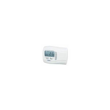 Thermostat radio programmable INSTAT868 Eberle pour panneau chauffant BURDA - BHCI868.