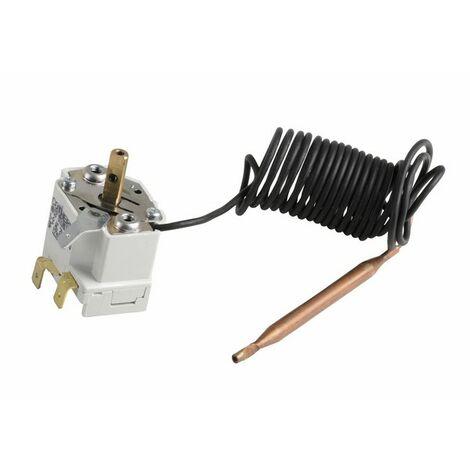 Thermostat réglable 30-90°C - DE DIETRICH : 95365574
