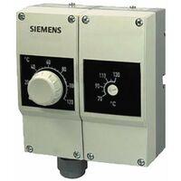 Thermostat réglage/limiteur double 15...95°C IP40 - SIEMENS REGUL : RAZ-TW.1000P-J