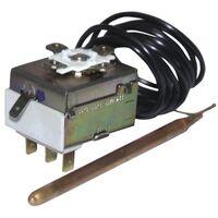 Thermostat régulation 0/90 inv capillaire 1.5m - DIFF pour Bosch : 87168117510