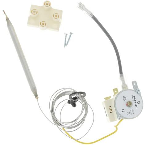 Thermostat sécurité 100°C 710FS1871 Pour : GS 117 E - GS 152 E - GS 192 E Réf. 97960044 DE DIETRICH