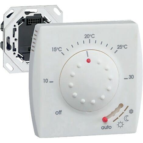 Thermostat semi-encastré avec FP