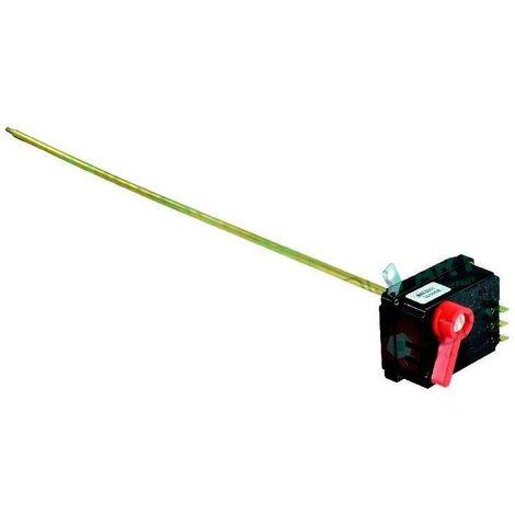Thermostat TAS TFP 450 70/90 pour chauffe-eau de 200 à 300 litres stable Réf 691594