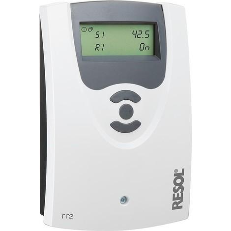 Thermostat TT2 pour radiateur electrique Complet, inclus PT1000 inclus