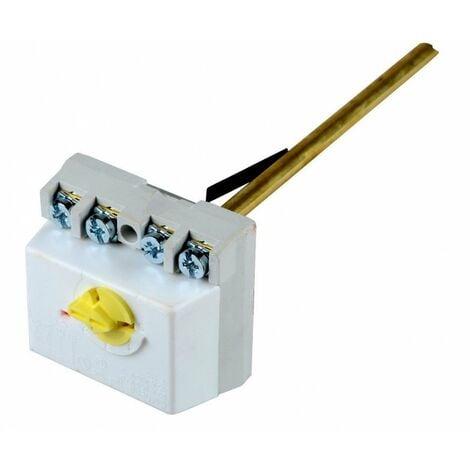 Thermostat unipolaire 450mm stéatite 150 à 200 l réf. 70149 thermor