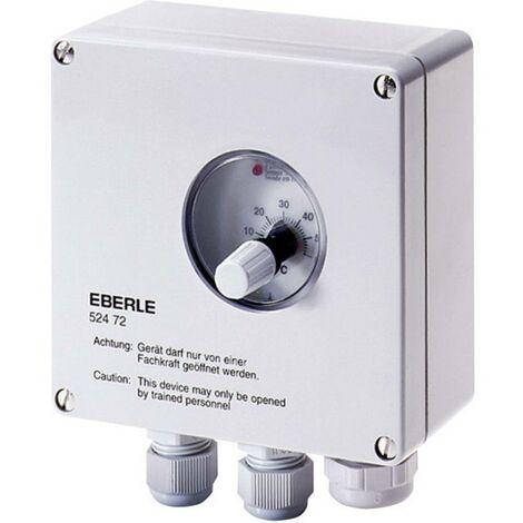 Thermostat universel montage apparent (en saillie) Eberle UTR-60 0 à 60 °C
