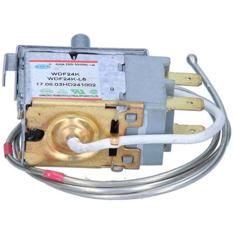 Thermostat Wdf24k 121126-12b7 49025888 Pour REFRIGERATEUR