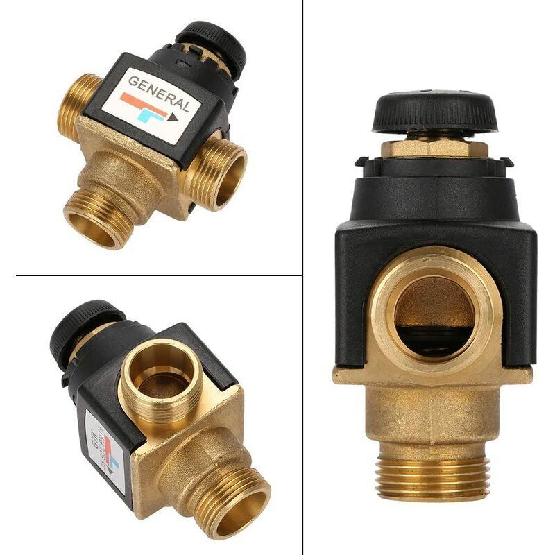 Thermostatic mixer valve (DN20)