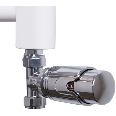 Thermostatic Straight Radiator Valves