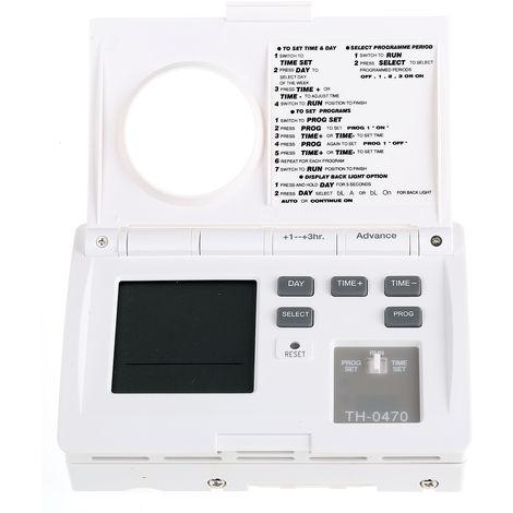 Thermostats, 1 A, 3 A 240 V c.a.