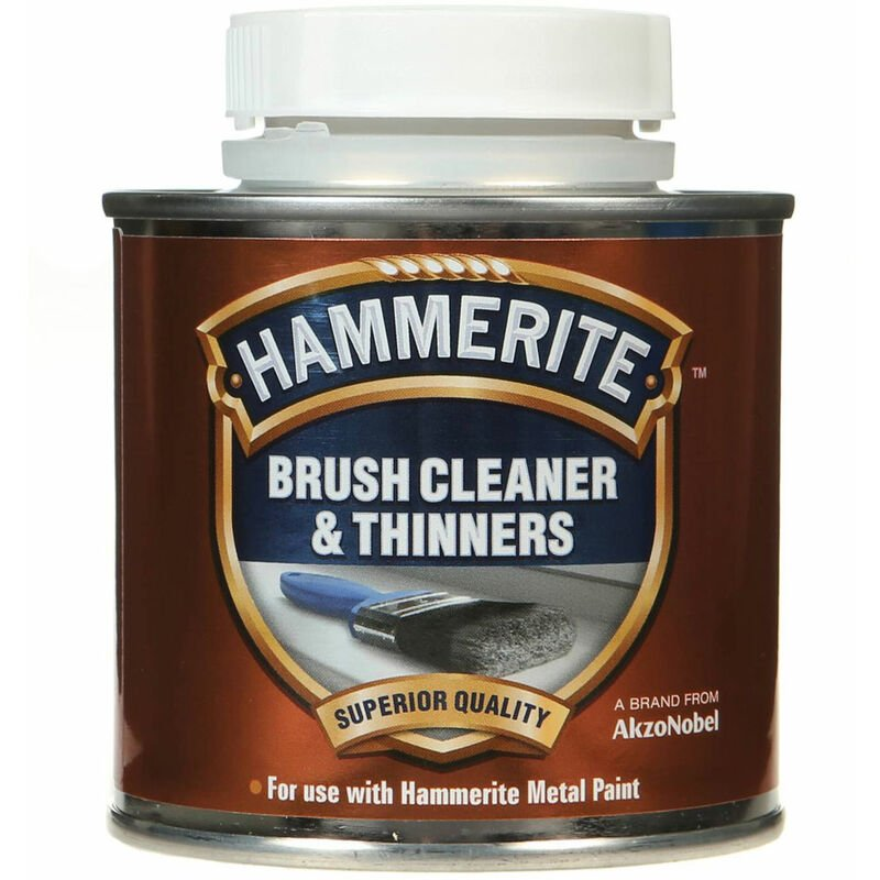 Image of 5084918 Thinner & Brush Cleaner 250ml - Hammerite