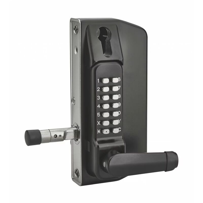 THIRARD - Boîtier serrure pour grille/portail à combinaison et cylindre proï¬lé