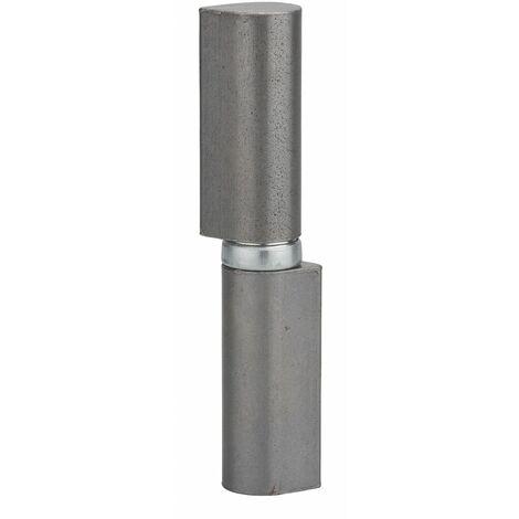THIRARD - Charnière de Porte d'entrée à souder, acier, 120mm, butée à billes