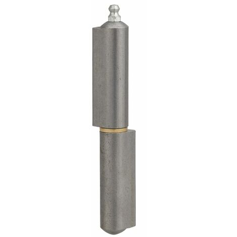THIRARD - Charnière de porte d'entrée à souder, acier, 140mm, butée à billes
