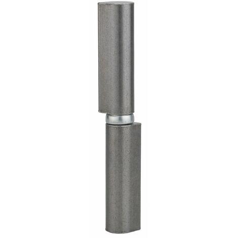 THIRARD - Charnière de porte d'entrée à souder, acier, 160mm, butée à billes
