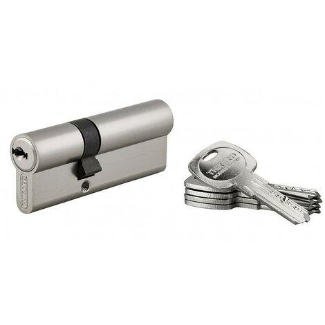 Thirard - Cylindre de serrure Trafic 6 à double entrée - 30 x 50 mm - contre le crochetage