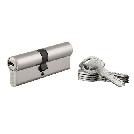 Thirard - Cylindre de serrure Trafic 6 à double entrée - 40 x 45 mm