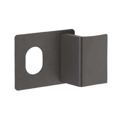 THIRARD - Ensemble de poignées Horga A2P* pour porte palière, droite, marron