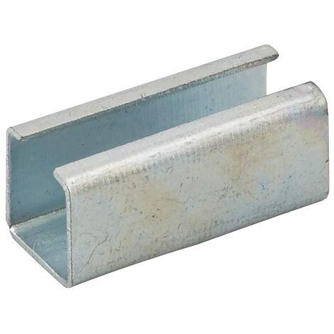 THIRARD - Fourreau carré 6 à 7mm, accessoire pour porte d'intérieur, acier