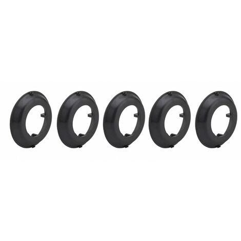 THIRARD - Lot de 5 embases Ø 30,5 mm